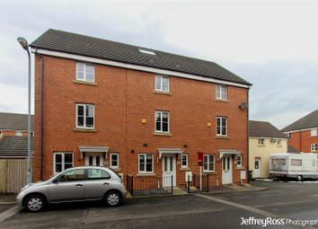 Thumbnail 5 bed town house to rent in Ffordd Nowell, Penylan, Cardiff