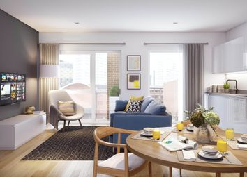 Thumbnail 1 bed flat for sale in Regency Place, Edward Street, Birmingham