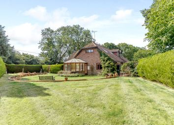 Thumbnail 5 bed detached house for sale in Hatchett Hill, Lower Chute, Andover, Hampshire