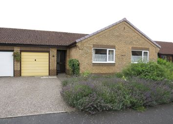 Thumbnail 2 bed bungalow for sale in School Close, Wisbech St. Mary, Wisbech