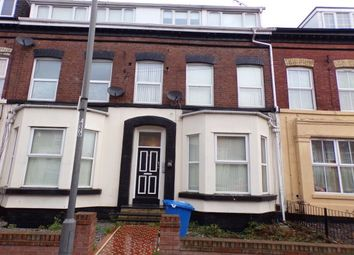 Thumbnail 1 bed flat to rent in Hampstead Road, Liverpool