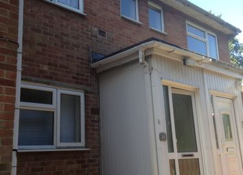 Thumbnail 2 bed maisonette to rent in Banbury Avenue, Sholing Southampton