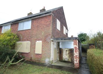 Thumbnail 3 bed semi-detached house for sale in Coniston Avenue, Little Hulton, Manchester