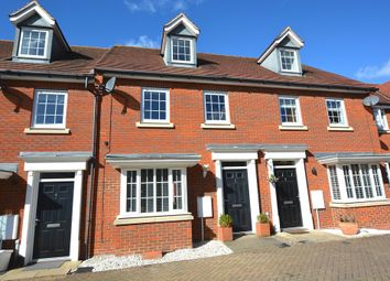 Thumbnail 3 bed terraced house for sale in Wintershutt Road, Little Canfield, Dunmow
