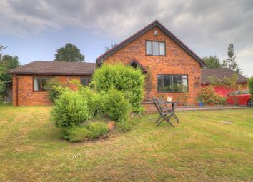 Thumbnail 4 bed detached house for sale in Oakfield, Bowers Road, Acrefair, Wrexham