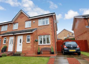 Thumbnail 3 bed semi-detached house for sale in Greenlady Walk, Lanark