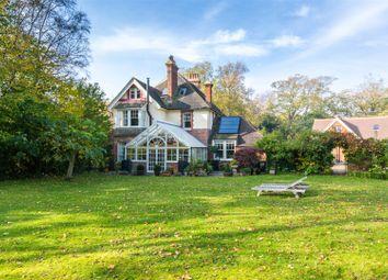6 bed detached house for sale in Chilsham Lane, Herstmonceux, Hailsham BN27