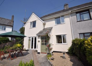 Thumbnail 3 bedroom semi-detached house to rent in Flushing, Falmouth, Cornwall