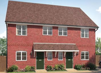 Thumbnail 2 bed terraced house for sale in Plot 146 - The Langley, Sheerlands Road, Finchampstead
