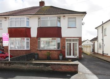 Thumbnail 3 bed semi-detached house for sale in Samuel White Road, Hanham, Bristol