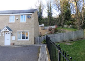 Thumbnail 3 bed semi-detached house for sale in Mill View, Huddersfield