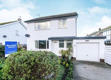 Thumbnail 3 bed detached house for sale in Clarence Drive, Llandudno, Conwy