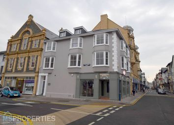 Thumbnail 1 bed flat to rent in Apartment 3, Lisburne House, Bath Street, Aberystwyth