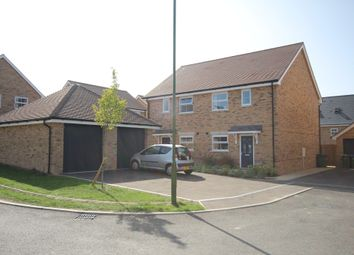 Bentley Gardens, Broadbridge Heath, Horsham RH12. 3 bed semi-detached house