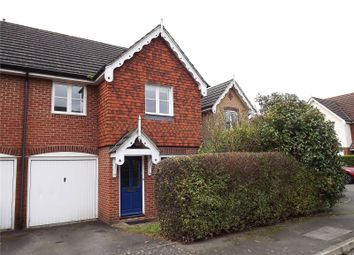 Thumbnail 3 bed semi-detached house to rent in Redgrave Place, Marlow, Buckinghamshire