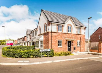 Thumbnail 3 bed semi-detached house for sale in Messham Close, Broughton, Chester