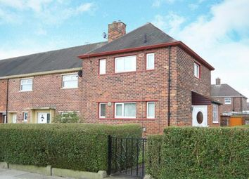 Thumbnail 2 bedroom end terrace house for sale in Jaunty Lane, Basegreen, Sheffield