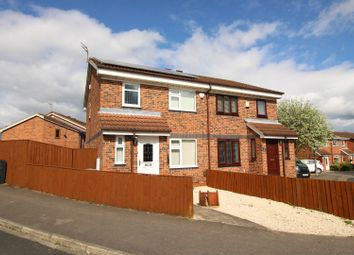 Thumbnail 3 bed semi-detached house for sale in Askham Croft, York