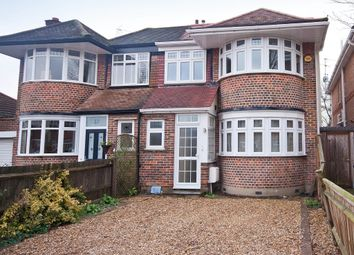 Thumbnail 5 bed semi-detached house for sale in Rushdene Road, Pinner, Middlesex