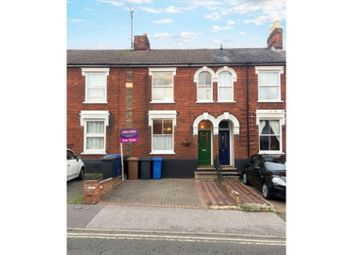 Thumbnail 2 bed terraced house for sale in Warwick Road, Ipswich