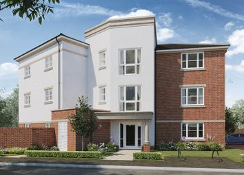 Thumbnail 1 bed flat for sale in Queens Acre, Wokingham