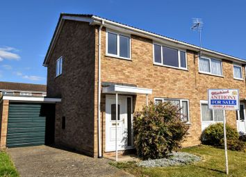 Thumbnail 3 bedroom semi-detached house for sale in Bute Brae, Bletchley, Milton Keynes