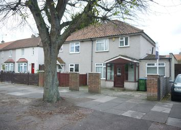 Thumbnail 3 bed semi-detached house to rent in Rochester Way, London