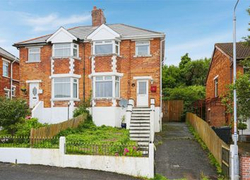 Thumbnail 3 bed semi-detached house for sale in Carrs Glen Park, Belfast, County Antrim