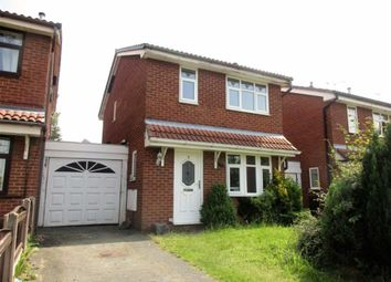 Thumbnail 3 bed link-detached house for sale in Wrington Close, Leigh, Lancashire