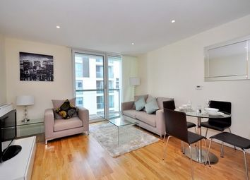 Thumbnail 1 bedroom flat to rent in Denison House, Lanterns Way, London