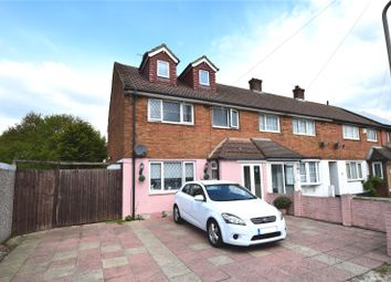 Thumbnail 5 bedroom terraced house for sale in Lynden Way, Swanley, Kent