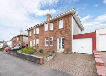 Thumbnail 3 bed semi-detached house for sale in 6 Islay Avenue, High Burnside, Glasgow