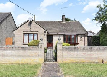 Thumbnail 3 bed detached bungalow for sale in Davenport Road, Witney