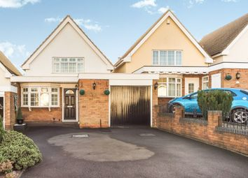 Thumbnail 3 bed detached house for sale in Kerr Drive, Tipton