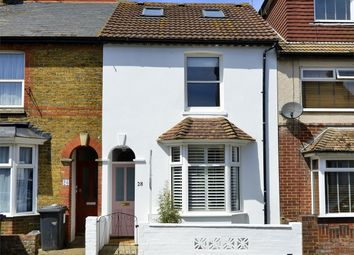 Thumbnail 4 bed terraced house for sale in Kent Street, Whitstable, Kent