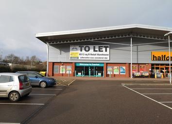 Thumbnail Retail premises to let in Kennedy Way, Tiverton