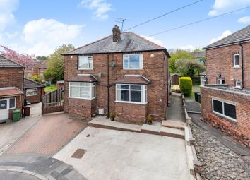 Thumbnail 2 bed semi-detached house for sale in New Street Gardens, Pudsey, Leeds