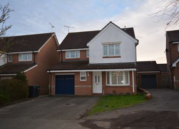 Thumbnail 4 bed detached house for sale in Hood Drive, Great Blakenham