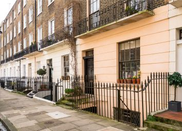 Thumbnail 1 bedroom flat for sale in Balcombe Street, London