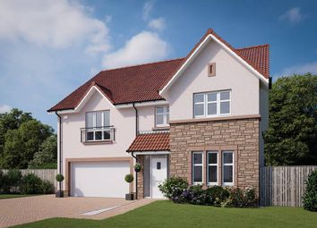 "Thumbnail 5 bedroom detached house for sale in ""The Lewis"" at Davidston Place, Lenzie, Kirkintilloch, Glasgow"