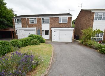 Thumbnail 3 bedroom semi-detached house for sale in Galsworthy Drive, Caversham, Reading