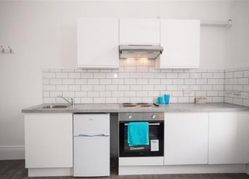 Thumbnail 1 bed flat to rent in Shelley Road, Worthing, West Sussex