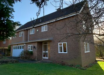 Thumbnail 5 bed detached house for sale in Abbots Way, Newcastle-Under-Lyme