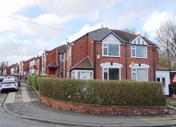 Thumbnail 3 bedroom semi-detached house to rent in Windsor Road, Prestwich, Prestwich Manchester