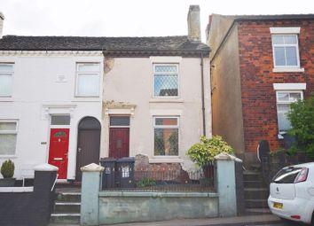 Thumbnail 2 bedroom terraced house for sale in Congleton Road, Kidsgrove, Stoke-On-Trent