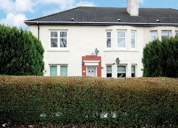 Thumbnail 2 bed flat for sale in Turret Road, Knightswood, Glasgow