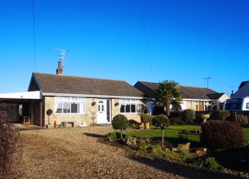 Thumbnail 1 bed detached bungalow for sale in Roman Bank, Spalding