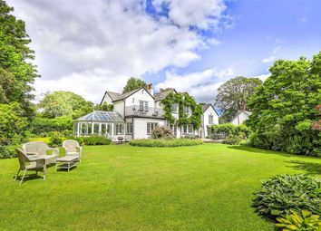 Thumbnail 6 bed detached house for sale in Llangybi, Near Usk, Monmouthshire