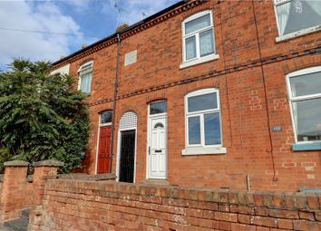 Thumbnail 2 bed terraced house for sale in Barrow Road, Sileby, Loughborough