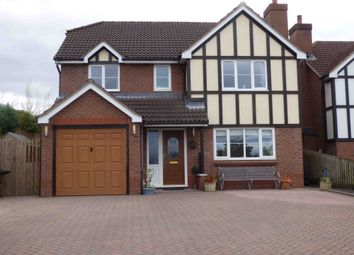 Thumbnail 4 bed detached house for sale in Deans Walk, Harrow Hill, Drybrook
